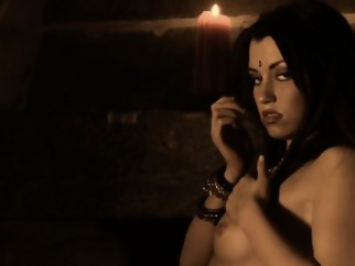 hd brunette indiansex